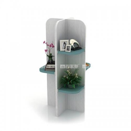 3D英国白橡木全铝花槽MRALV-D23