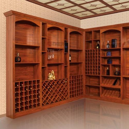 金橡木全铝大型组合酒柜BJB-C15