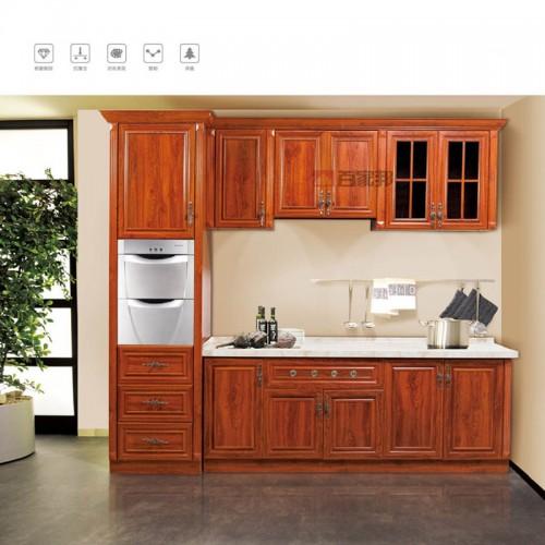 金橡木全铝简易橱柜BJB-A35