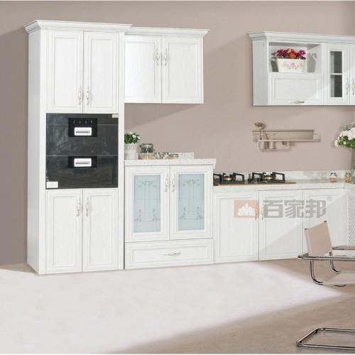 白橡木全铝组合橱柜BJB-A03