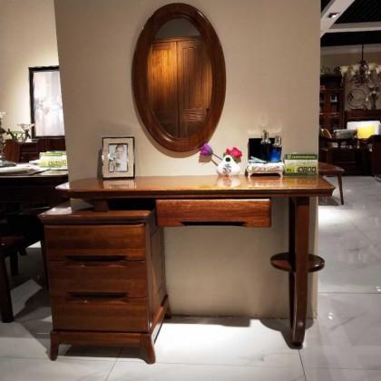 黄金檀木梳妆台