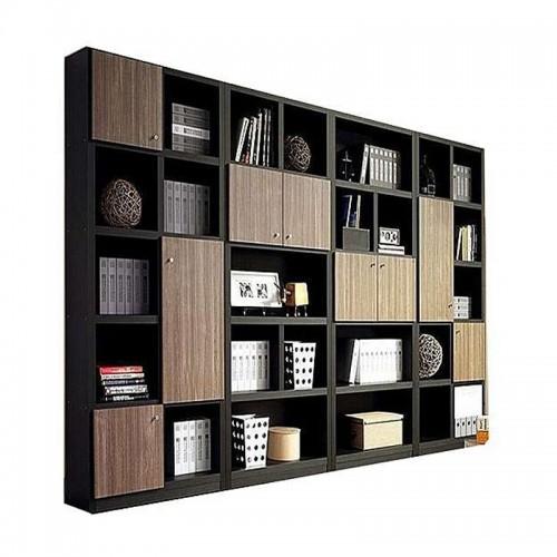 书房展示柜书柜定制家具01