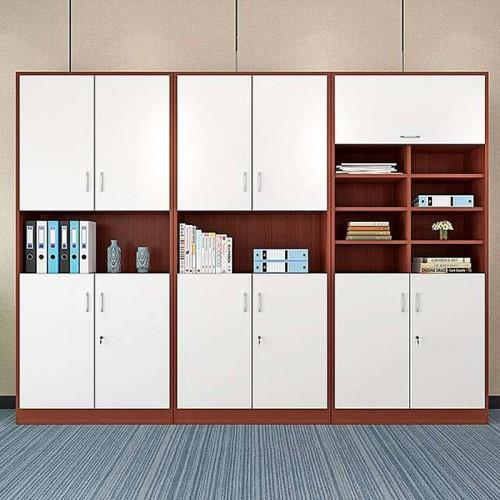 现代组合书柜定制家具05