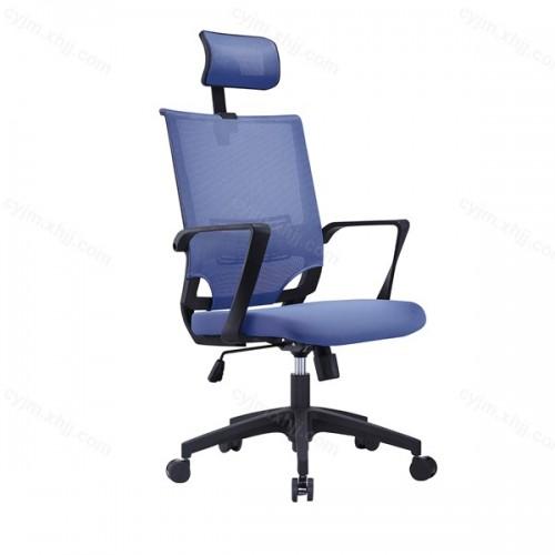 升降转椅滑轮椅职员办公椅14