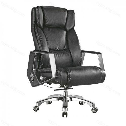 皮艺靠背座椅职员椅19