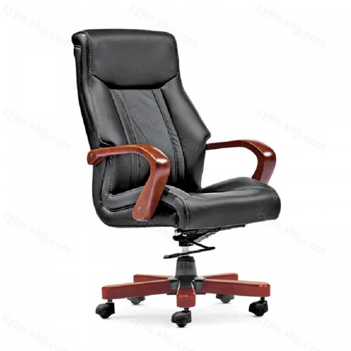 办公电脑椅可躺大班椅02