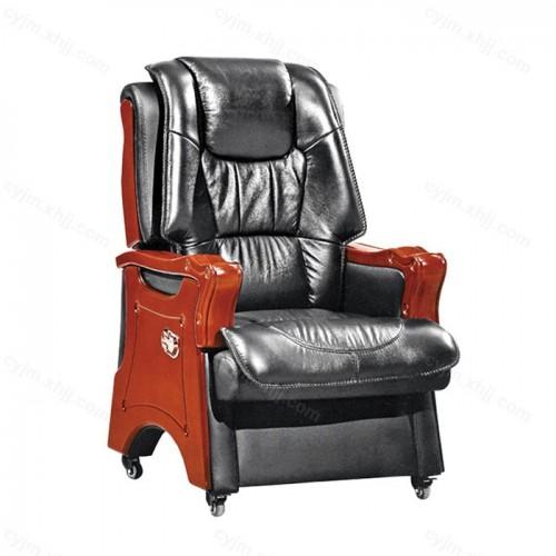 豪华大班椅实木老板椅11
