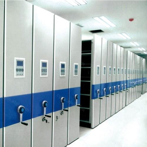 智能电动密集柜密集架17