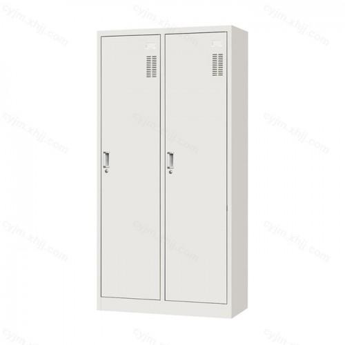 钢制二门更衣柜宿舍储物柜09