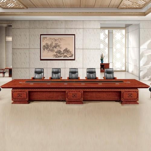 高档大型会议桌03