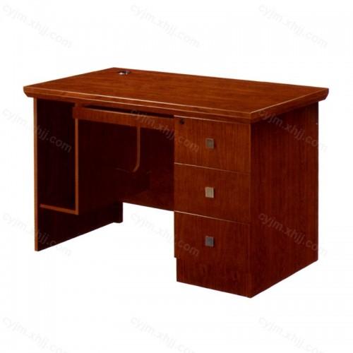 办公油漆班台桌电脑桌02