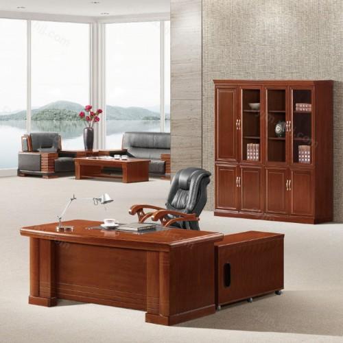 办公家具班台桌老板桌09