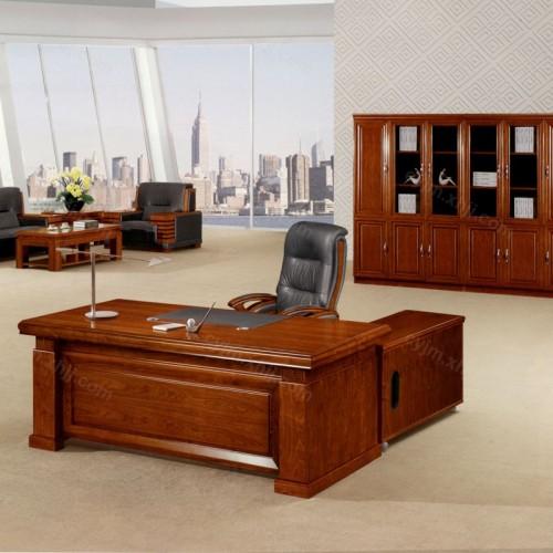 现代办公班台桌经理桌14