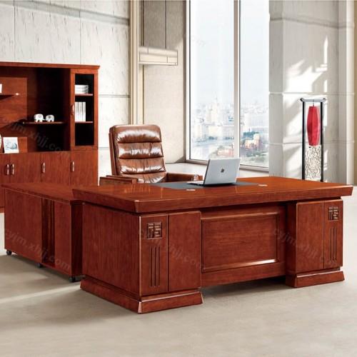 简约办公班台老板桌17