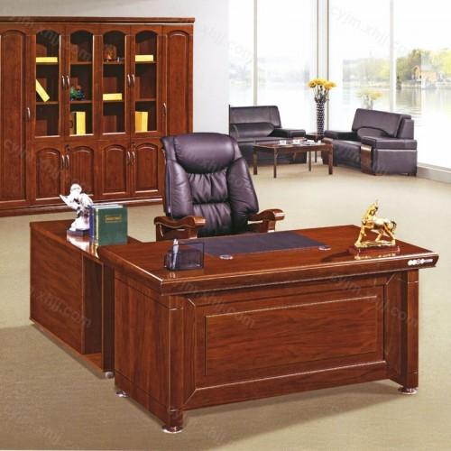 现代办公班台经理桌18