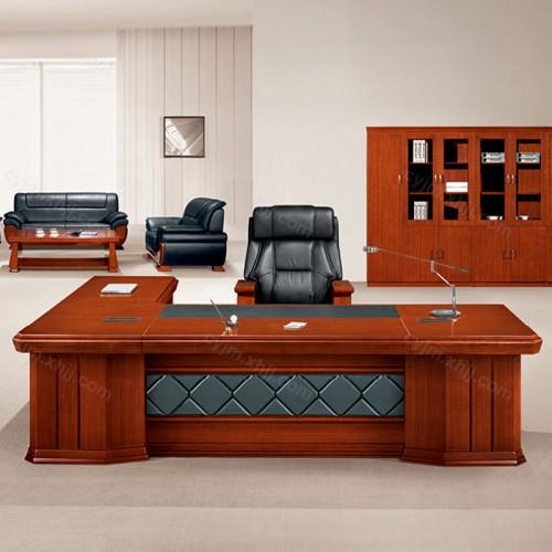 简易总裁办公桌班台桌20