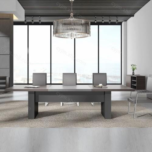 创意极美办公时尚会议桌09