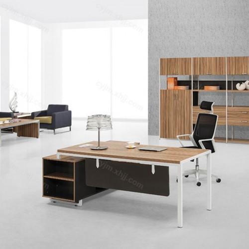 现代时尚办公桌老板桌16