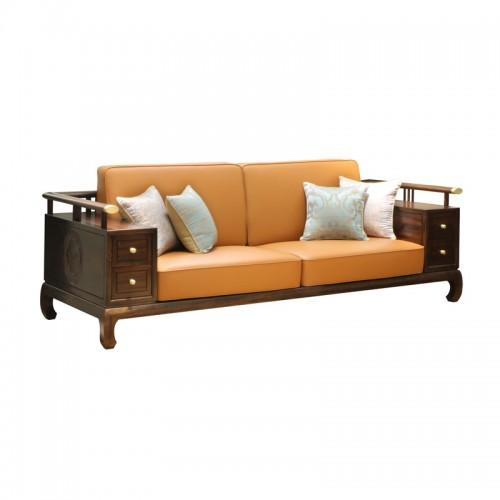 高档新中式客厅沙发21