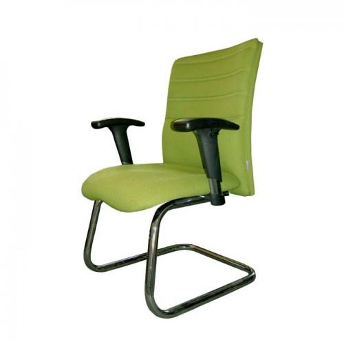 简约弓型办公椅洽谈椅CGL66-3BA