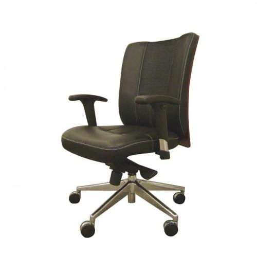 可升降电脑椅职员办公椅CGL63STG