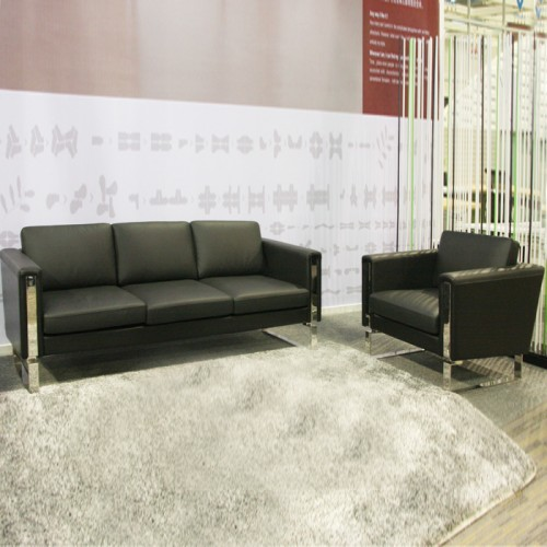办公家具简约现代组合沙发S618