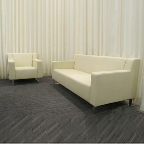 商务简约现代沙发接待沙发S620