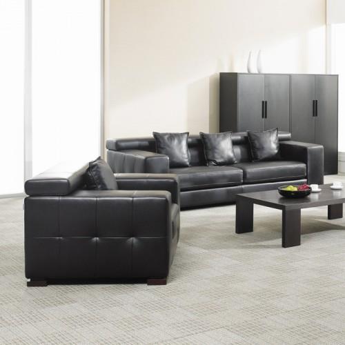 创意现代办公沙会客接待沙发S910