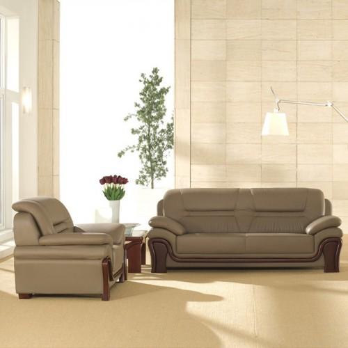简易商务办公沙发会客沙发SF029