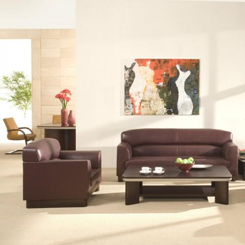 商务办公家具沙发洽谈沙发SF031