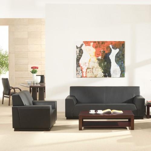 现代办公沙发商务接待沙发SF032