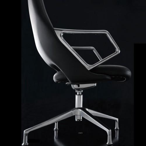 时尚真皮老板椅011