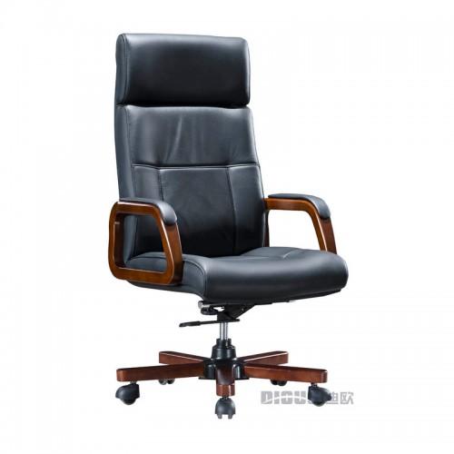 真皮老板椅人体工学椅