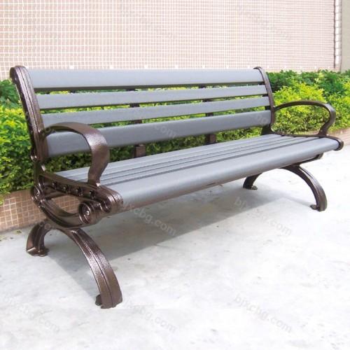 小区休息椅长条室外椅12