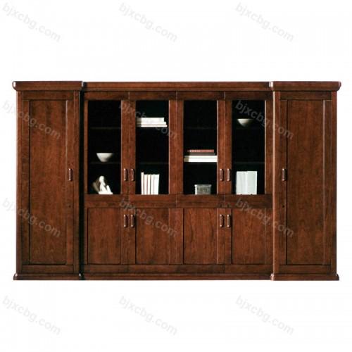 老板经理办公玻璃门文件柜书柜SG-09