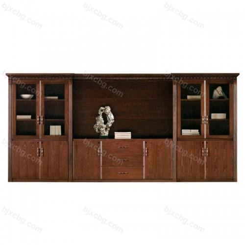 总裁办公室文件柜书柜展示柜SG-08