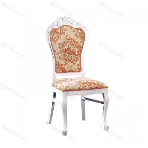 实木软包椅高靠背饭店椅子11