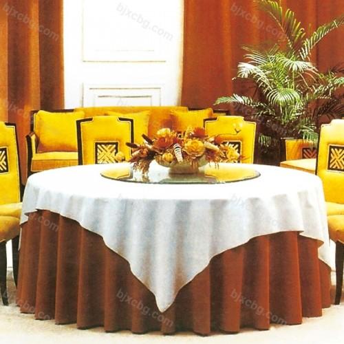 整套饭店婚宴餐桌椅08