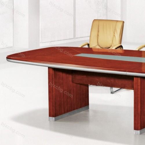 简约现代会议室桌办公接待会议台HYZ-18