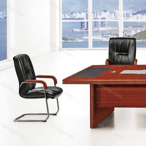 简约现代会议桌4.5米商务长条桌HYZ-16