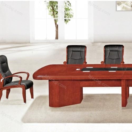 公司职员培训长条桌会议桌HYZ-15