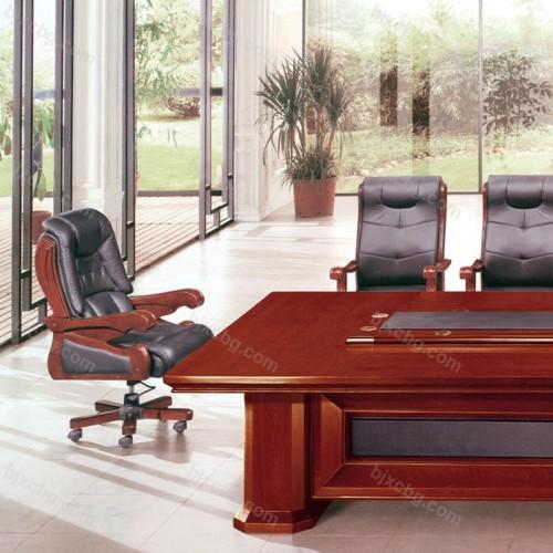 油漆大型会议桌洽谈桌HYZ-14