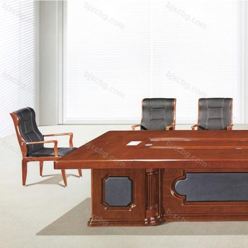 油漆会议台条形会议桌HYZ-05