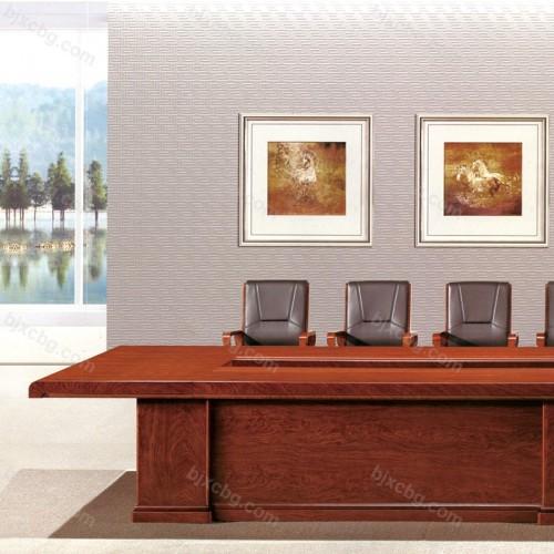 现代油漆会议桌长条培训桌HYZ-04