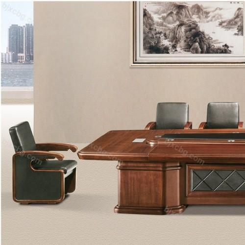 高档大型会议桌培训桌HYZ-02