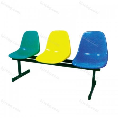 公共休息椅子商场休息椅06