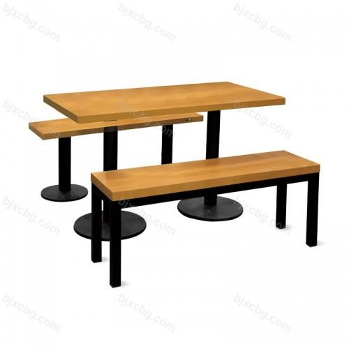 快餐店小吃店肯德基餐桌椅12