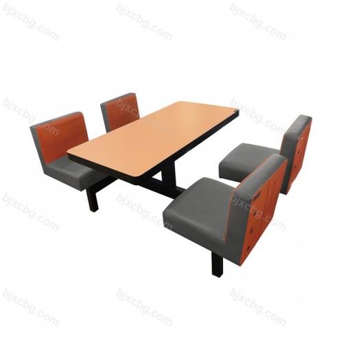 饭店桌子食堂奶茶店桌椅10