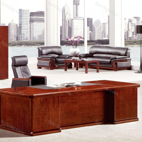 简易总裁办公桌班台桌BT-07