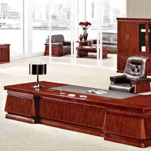 豪华大气总裁办公桌大班台BT-05